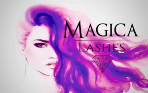 magica magnetic eyelashes